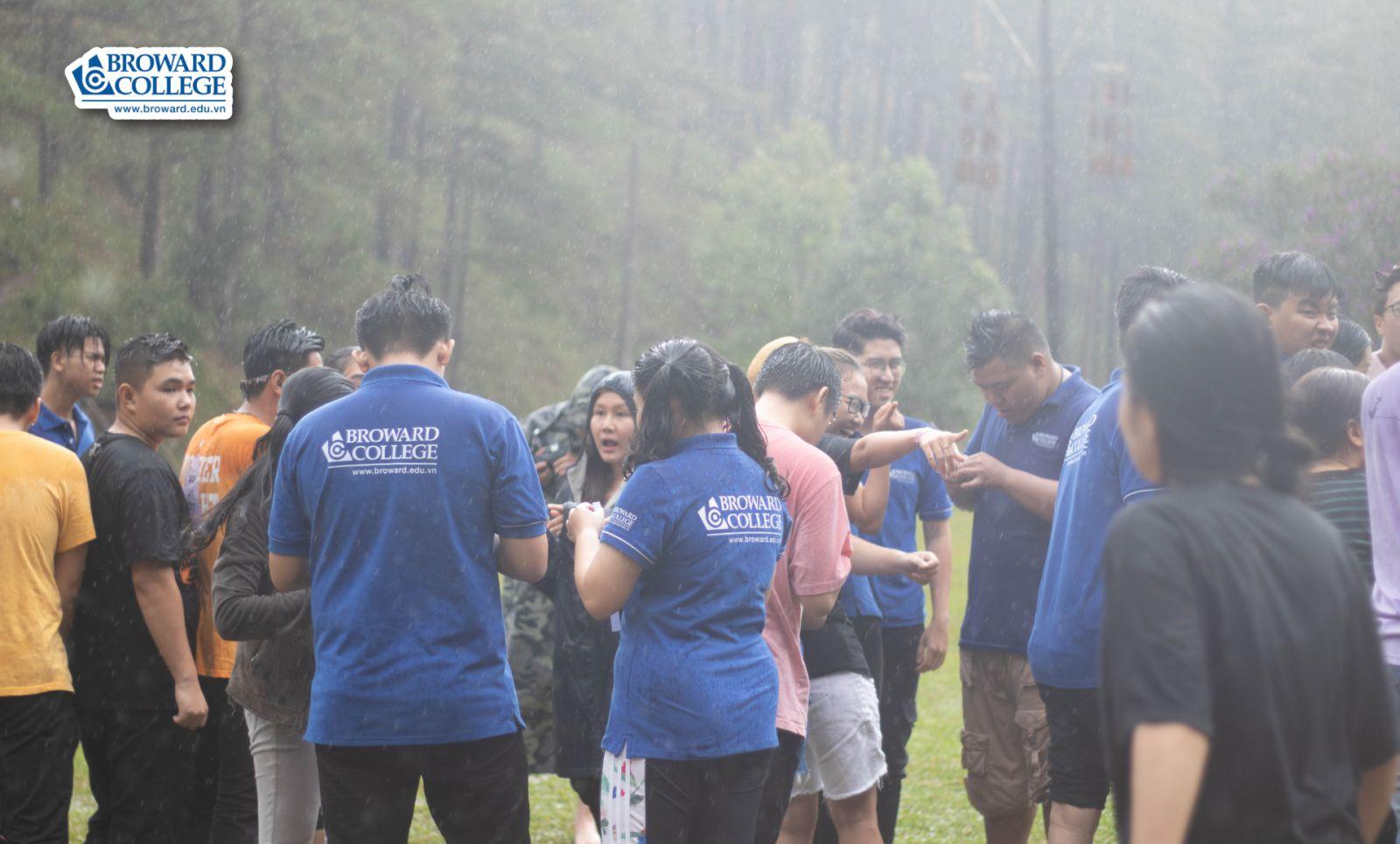 hoạt động sinh viên đại học browad việt nam