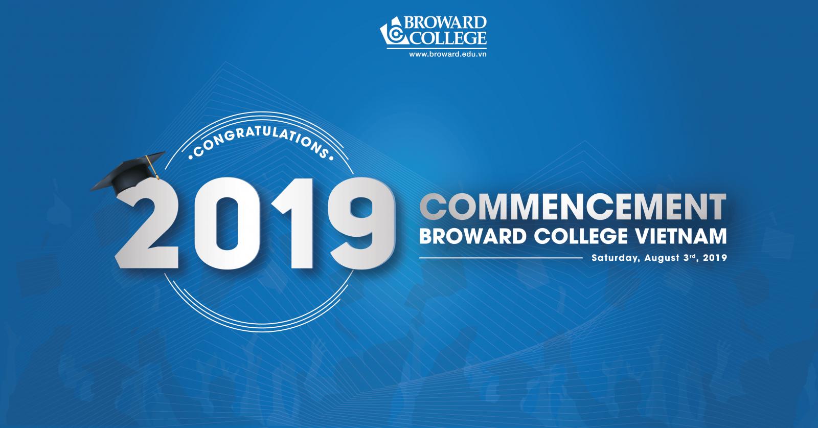 Lễ tốt nghiệp 2019
